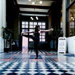 Yoga Circle Downtown - Lobby San Fernando Building